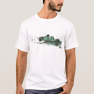 GRÜNE Flöte T-Shirt