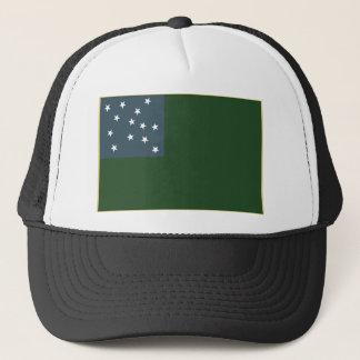 Grüne Gebirgsjungen und die Truckerkappe