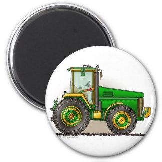 Grüne große Traktor-Magneten Magnets