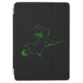 Grüne Hexe iPad Air Hülle