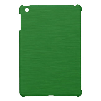 Grüne Holzmaserung iPad Mini Hülle