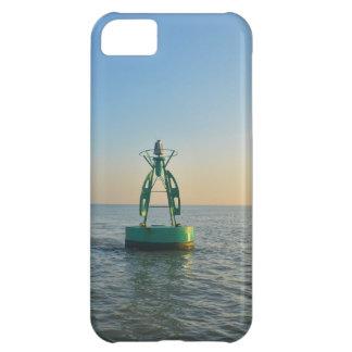 Grüne Kanal-Boje iPhone 5C Hüllen