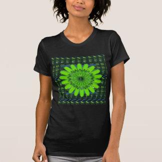 GRÜNE Kleiderthema-Umwelt-Verschmutzung NVN713 T-Shirt