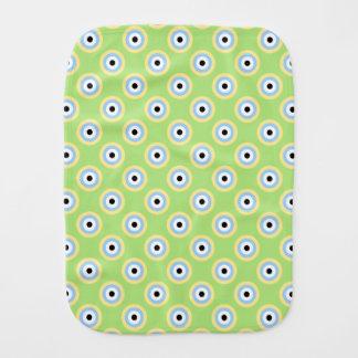 Grüne Kombinations-Kreise durch Shirley Taylor Spucktuch