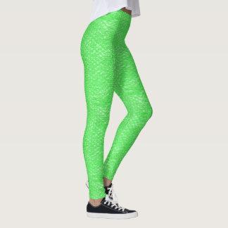 Grüne Limone Mojito tadellose Leggings
