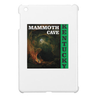 Grüne Mammuthöhle Kentucky iPad Mini Hülle