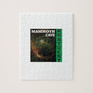 Grüne Mammuthöhle Kentucky Puzzle