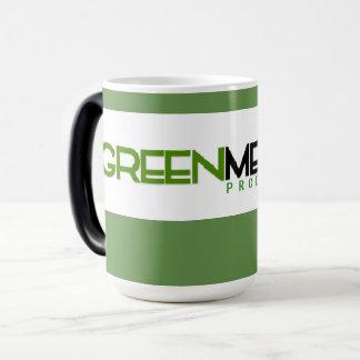 Grüne Melodien-Produktionen, die Tasse verwandeln