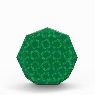 Grüne Natur Auszeichnung