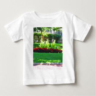 Grüne Natur-Fotografie Bostons USA Amerika Baby T-shirt