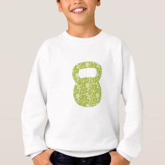 Grüne Rebe Kettlebell Sweatshirt