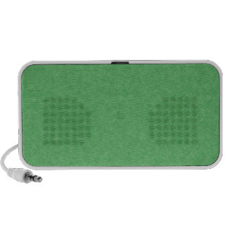 Grüne Retro Pappbuntes Beschaffenheits-Muster Speaker System