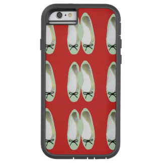 Grüne Schuhe Tough Xtreme iPhone 6 Hülle