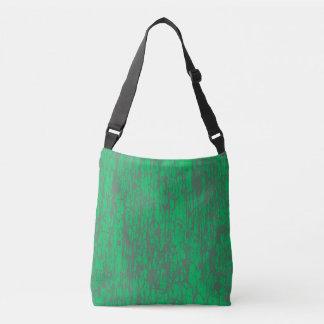 grüne scratchy Taschentasche Tragetaschen Mit Langen Trägern