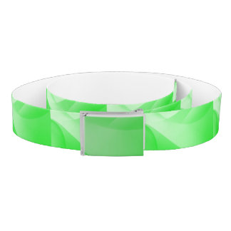Grüne Tapete Gürtel