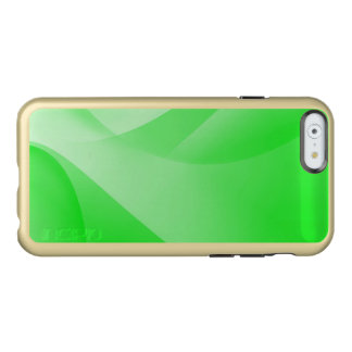 Grüne Tapete Incipio Feather® Shine iPhone 6 Hülle