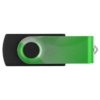 Grüne Tapete USB Stick
