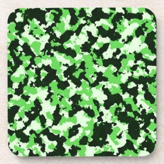 Grüne Tarnung Untersetzer