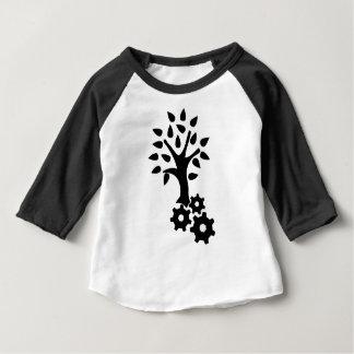 Grüne Technik Baby T-shirt