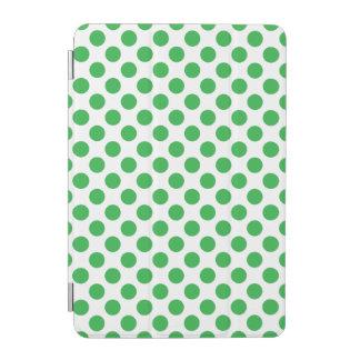 Grüne Tupfen iPad Mini Hülle