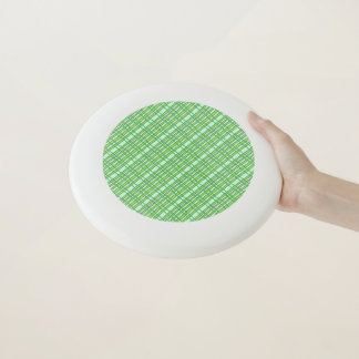 Grüne Webart Wham-O Frisbee
