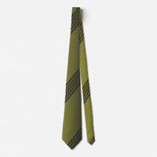 grüne Ziellinie Krawatte