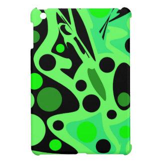 Grüner abstrakter Dekor iPad Mini Hüllen