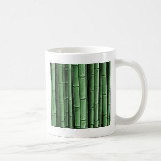Grüner Bambus Kaffeetasse