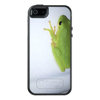 Grüner Baum-Frosch OtterBox iPhone 5/5s/SE Hülle