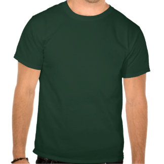 Grüner Code-T - Shirt des Android-QR
