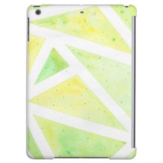 Grüner Dreieck-Kasten