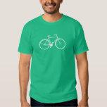 Grüner Fahrrad-T - Shirt