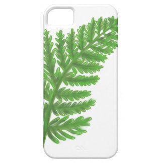 Grüner Farn Etui Fürs iPhone 5
