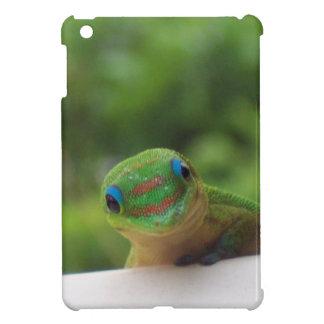 Grüner Gecko in Hawaii iPad Mini Hülle