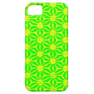 Grüner gelber Sonnenschein 4Lisbeth iPhone 5 Etui