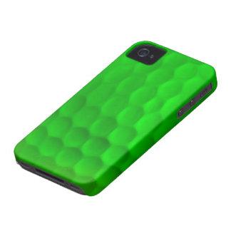 Grüner Golfball Iphone 4/4S Kasten iPhone 4 Case-Mate Hülle