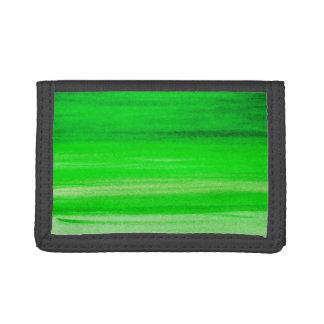 Grüner Hintergrundneonwatercolor-abstrakter Hinter