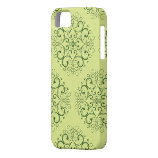 grüner Java-Batik iphone 5 Kasten Etui Fürs iPhone 5