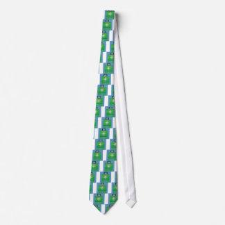 grüner Kasten Krawatte