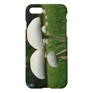 Grüner Kieme-Pilz iPhone 8/7 Hülle