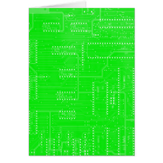 Grüner LeiterplatteCyber industrielles EBM Techno Karte