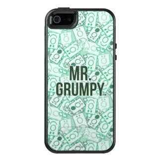 Grüner Name Herr-Grumpy | und OtterBox iPhone 5/5s/SE Hülle