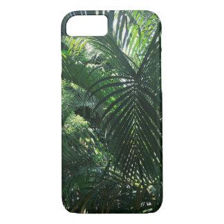 Grüner Palme iPhone 7 Kasten iPhone 8/7 Hülle