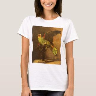 Grüner Papagei durch Vincent van Gogh, Vintage T-Shirt