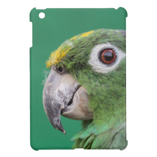 Grüner Papagei iPad Mini Hülle