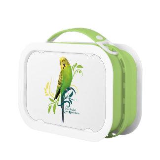 Grüner Parakeet