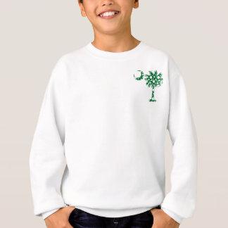 Grüner Punkt-TaschePalmetto Sweatshirt