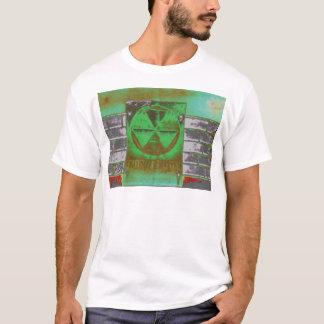 grüner radioaktiver Niederschlag T-Shirt