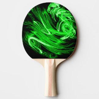 Grüner Rauch Tischtennis Schläger