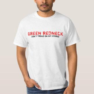 GRÜNER REDNECK SHIRT